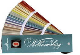 Williamsburg® Fan Deck